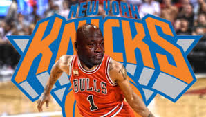 the internet went on tilt after hearing derrick rose is now a knick