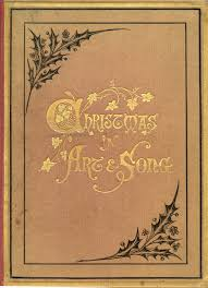 christmas in art and song u0027 a collection of songs carols and