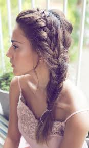 nice hairdos for the summer 8 chic side braid hairstyles side braid hairstyles braid