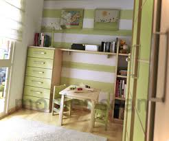 furniture green modern space saving house design featuring wall