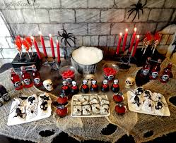 interior design simple halloween themed wedding decorations