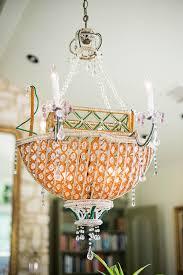 Crystal Ship Chandelier Birthday Treat Lake Austin Spa Resort The Style Scribe