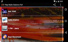 rap radio stations full android apps on google play