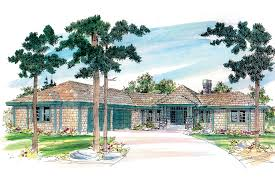 hexagon house plans hexagonal home prairie style house plan