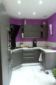 cuisine mauve cuisine orange et grise 3 cuisine moderne violet et gris con cuisine