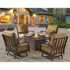 Round Chair Canada Fire Pits Fire Pit Limestone Tiles Decorative Round Outdoor Gas