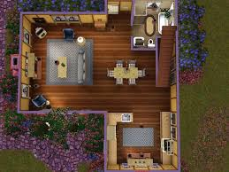 Country Farm House Mod The Sims French Country Farm House