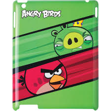 gear4 angry birds ipad 2 king pig red bird case ipab201us