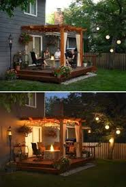 Inexpensive Backyard Ideas by Backyard Hacks That Will Transform Your Yard Page 2 Of 2 Solar