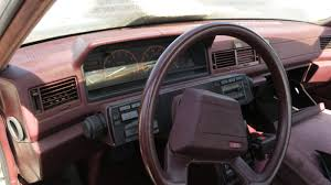 mitsubishi cordia interior junkyard find 1985 mitsubishi galant the truth about cars