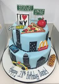 birthday cakes belfast french village