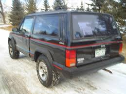 jeep cherokee back 1994 jeep cherokee information and photos zombiedrive