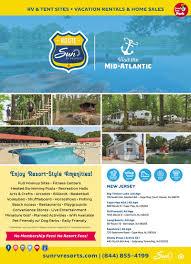 long beach rv resort barnegat campgrounds good sam club