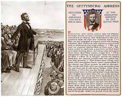 gettysburg address 150th anniversary