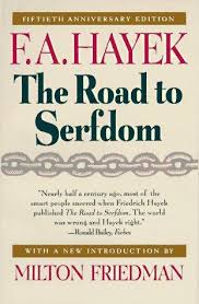 fiftieth anniversary 9780226320618 the road to serfdom fiftieth anniversary edition