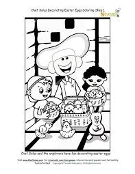 Easter Egg Decorating Coloring Pages 23 best easter printables images on pinterest easter printables