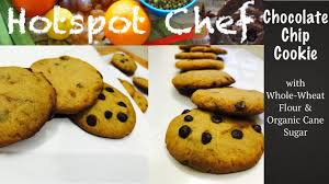 eggless whole wheat chocolate chip cookies youtube