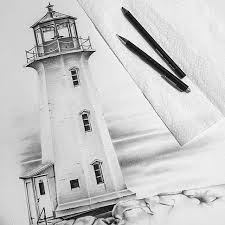 2432 best lighthouse paintings images on pinterest light house