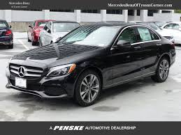 2017 used mercedes benz c class c 300 4matic sedan at mercedes
