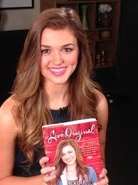 sadie robertson love her hair sadie robertson prays her new book live original will show