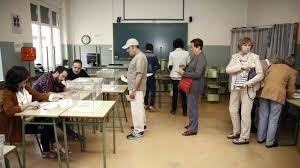 ouverture des bureaux de vote espagne ouverture des bureaux de vote pour de nouvelles législatives