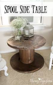 Wooden Spool Table For Sale Pin By Jô Oliveira On Construa Vc Mesmo Pinterest