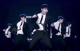 Going Crazy Watch Up10tion Gets Sleek And In