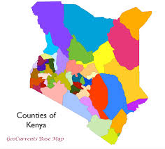 geographical map of kenya customizable maps of kenya belgium and south