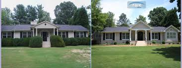 060 greenville remodeling rare design hyche front elevation before 060 greenville remodeling rare design hyche front elevation before and after