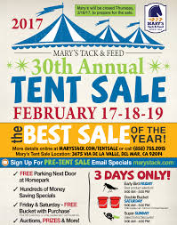 mary u0027s annual 2017 tent sale