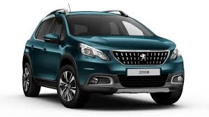 motability peugeot 2008 suv 1 2 puretech allure 5dr robins and day