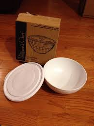 chillzanne platter pered chef chillzanne 2785 large bowl household in