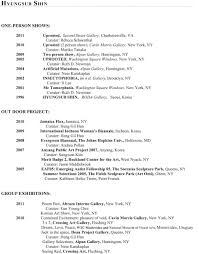 What Resumes Look Like Artistic Resumes Resume For Your Job Application