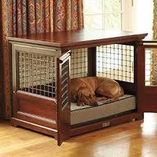 How To Build End Table Dog Crate by Best 25 Dog Crates Ideas On Pinterest Dog Crate Decorative Dog
