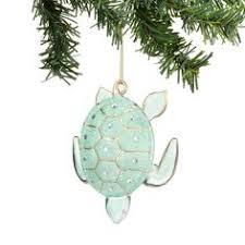 sea turtle tree ornament l cottage home l