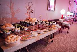 how to set up a buffet table appealing buffet table set up ideas best image engine tagranks com