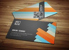 5 free high quality business card designs free psd