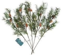 led light tree branches cheap battery operated tree branches find battery operated tree