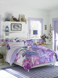 bed comforter sets for teenage girls girls bedroom impressive purple teen bedroom decoration