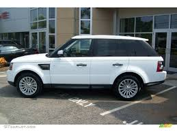 land rover 2011 2011 fuji white land rover range rover sport hse 53280022
