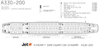 airbus a320 floor plan cabin plan