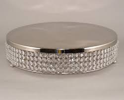 metal cake stand bead and silver finish metal cake stand 16163 event and