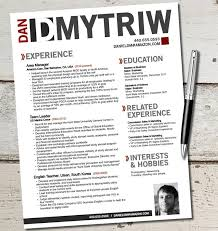 Template Resumes 206 Best Resume Images On Pinterest Cv Template Resume Cv And