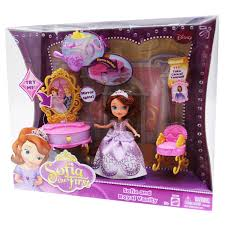 Vanity Playset Sofia The First Toys Royal Vanity Playset At Toystop