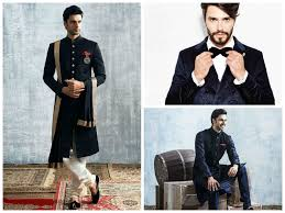 indian wedding dress for groom 5 shops in india for wedding suits and sherwani for men popular