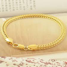 gold hand bracelet images 2015 men women trendy jewelry 24k gold hand chain for men 24k jpg