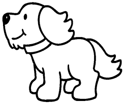 puppy 14 animals u2013 printable coloring pages