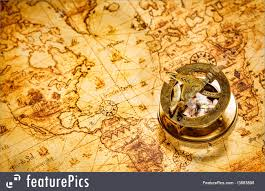 Compass Map Vintage Compass And Map Photo