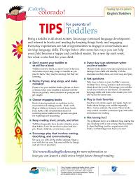 reading tip sheets for parents colorín colorado