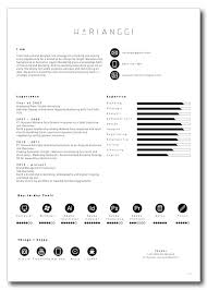 Designed Resumes Well Designed Resumes 70 Well Designed Resume Examples For Your